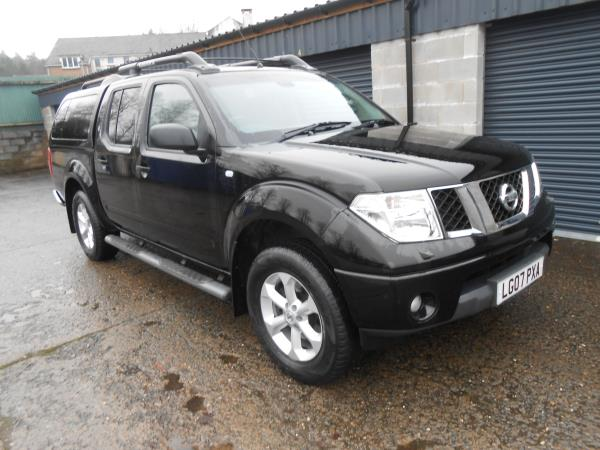 Nissan Navara 2.3 DCi Outlaw Double Cab
